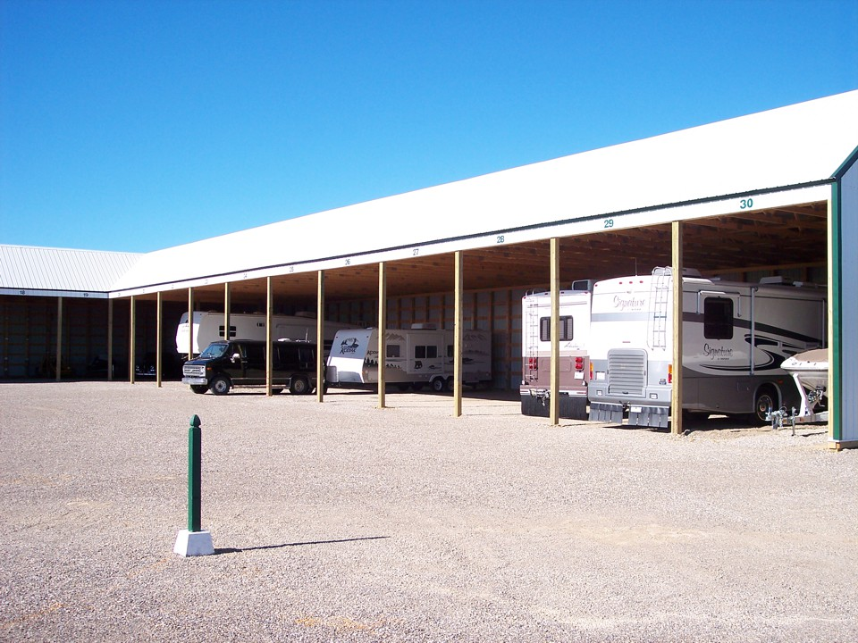 Covered Rv Storage Calgary Recreational Vehicles Boats