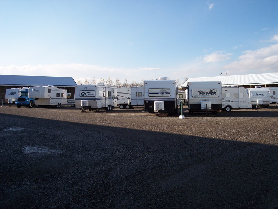 Covered Rv Storage Calgary Recreational Vehicles Boats